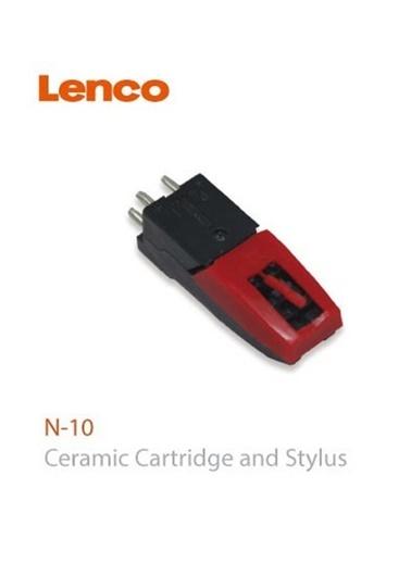 Lenco N-10 Pikap Plakçalar İğnesi - Ceramic Cartridge and Stylus Renkli